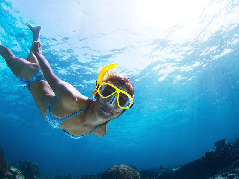 snorkeling in sri lanka